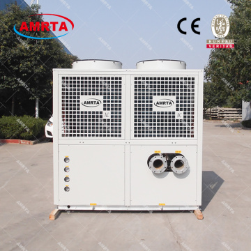Low Temperature R404A Air Cooled Brewery Industrial Chiller