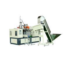 5L 63mm neck 900bph blow moulding machine