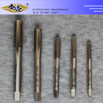 hss taper thread cutting tap Straight Fluted Taps