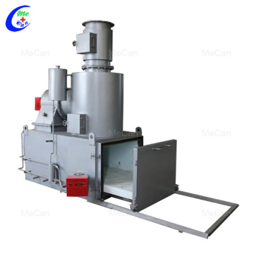 100kg Per Hour Pet Incinerator for Pet Funeral Parlor