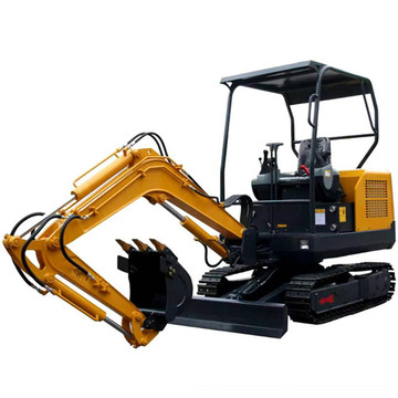 Medium Size Crawler Excavator