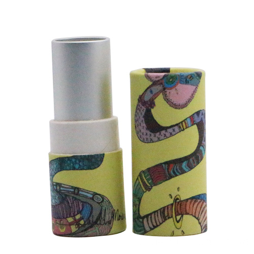 Make your own brand paper empty lipstick tube