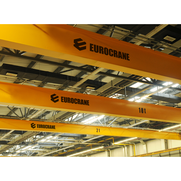single girder crane 25t