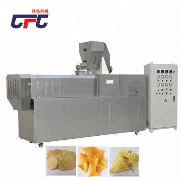 Doritos Tortilla Chip production line