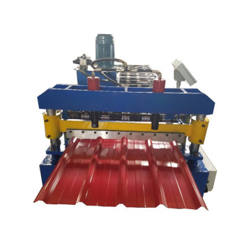 Good quality Trapezoidal cold Roll Forming Machine