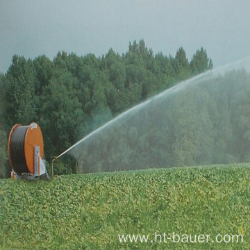 Aquajet 75-300 hose reel irrigator