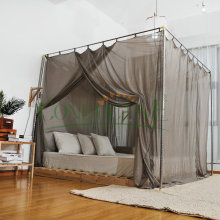 Anti-Radiation EMF Protection mosquito net Bed Canopy