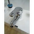 Deck Mounted Single Handle Basin Faucet