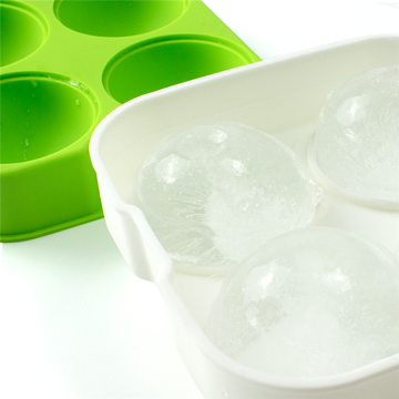 Kitchen Silicone Ice Ball Maker Mold