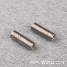 customised M12 coil wire plated thread insert