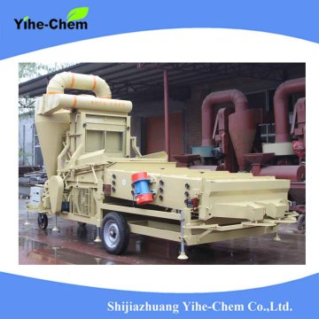 seed cleaning machinery in hot selling