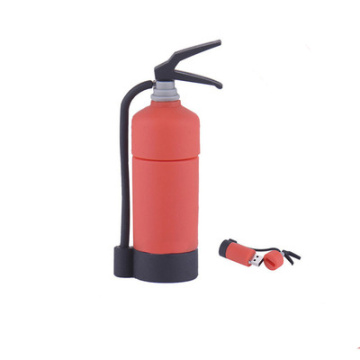 Classic Cartoon Fire Extinguisher Usb Flash Drive