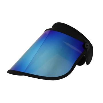 Summer visor uv protection PC visor hat