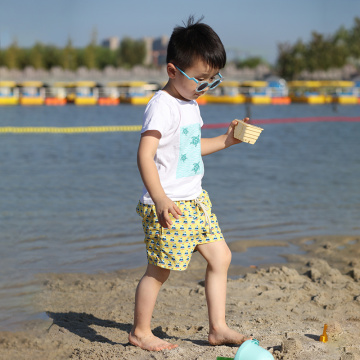100% Cotton Slim Water Print Kid′s T-Shirt