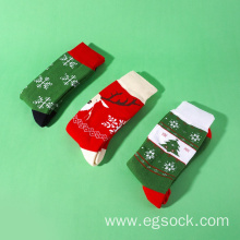 Thick cozy christmas winter socks for men