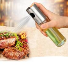 Olive Oil Sprayer Dispenser Bottle Oil Vinegar Spray Bottles Water Pump Gravy Boats Grill BBQ Sprayer BBQ For Kitchen Tool Salad