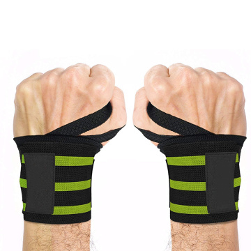 Hook And Loop Custom Gym Wrist Support