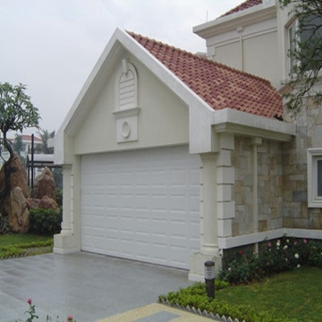 ʻO ka Aluminum Alloy Garage Door