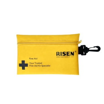 Portable Mini First Aid Bags Complete Accessories