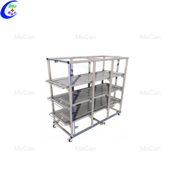 Corpse storage rack hospital corpse storage rack