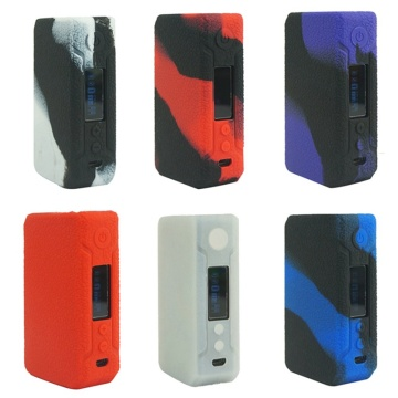 Texture Case For VooPoo Drag 2 177W TC Box Mod Protective Silicone Sleeve Cover Wrap Fit VooPoo Drag 2 177