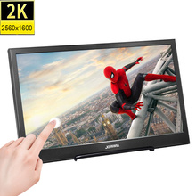 10.1 inch 2K Touch Screen Portable Gaming monitor pc ips LED LCD Display 2560x1600 Mini HDMI laptop Computer Monitor for PS3 4