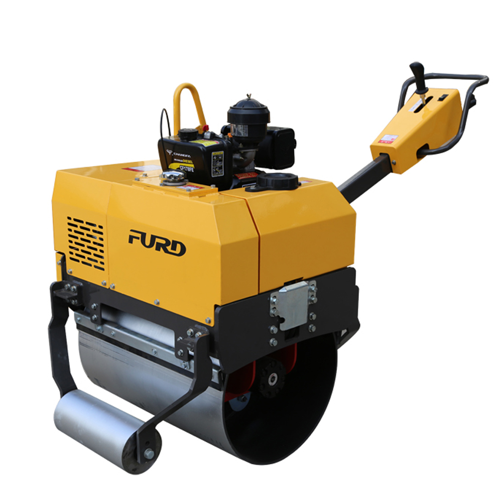 Single Drum Engine Option Hydraulic Asphalt Roller