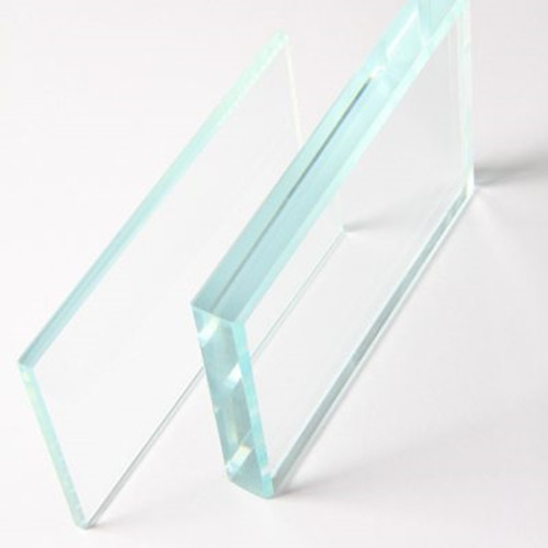 Safety Large Size 19mm Clear Tempered Glass Panels