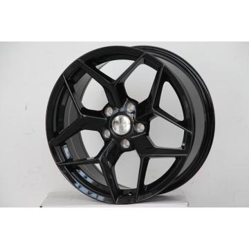 Replica 17inch Black alloy wheel