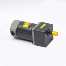 High Torque 24V 80W 80mm DC Gear Motor