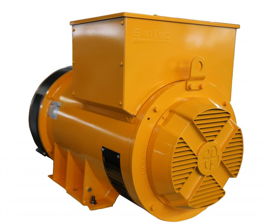 Single Bearing Diesel Generator