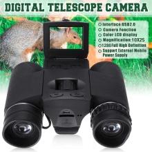 "New Full HD 2"" LCD BD318 Zoom Digital Binoculars Telescope Video Camera Outdoor Telescope Hunting Camera Telescope 12X32"