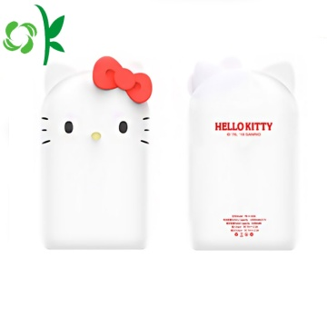 Cute Hello-kitty Portable Powerbank Case For smart phone