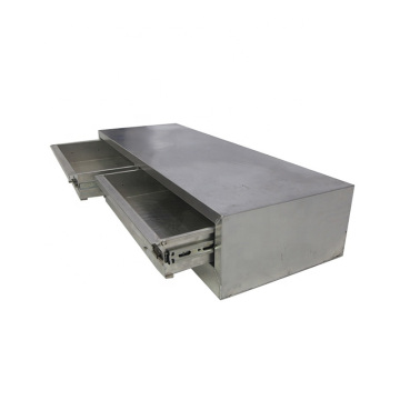 Heavy Duty UTE Use Two Door Metal Drawer