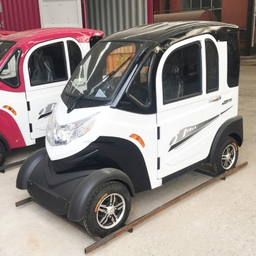 Totally Enclosed Four-Wheeled Vehicle Electric Car