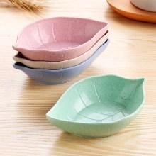 1PC Seasoning Dish Wheat Creative Multi-Purpose Seasoning Bowl Seasoning Mustard Soy Sauce Vinegar Seasoning Bowl Easy To Clean