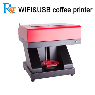3D digitalni inkjet COFFEE štamparski stroj