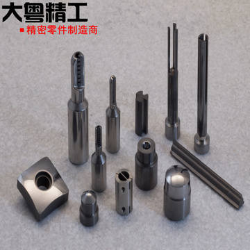 Precision punch and dies grinding for tablet punching