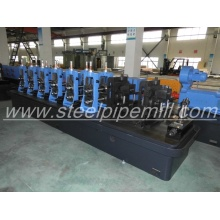 Steel tube machine top one