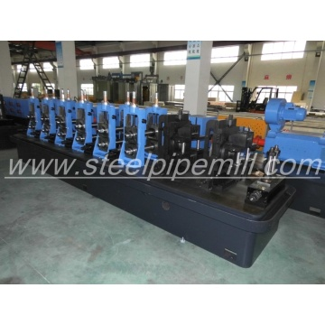 China steel tube machine