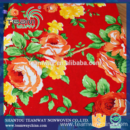 Heat Resistant Nonwoven Stitchbond Fabric For Mattress