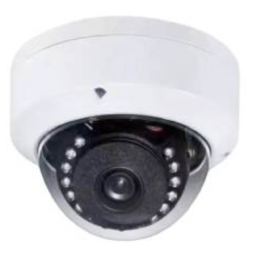 HD AI Intelligent IP Video Dome Camera