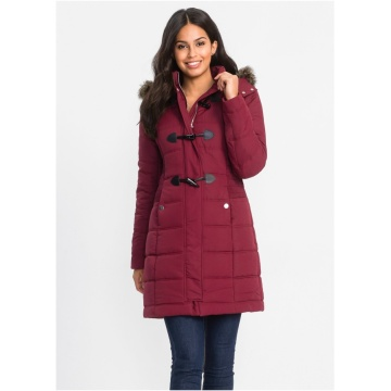 Thermal parka winter women