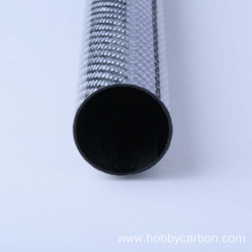 Custom Made Carbon Fiber Air Filter Pipe