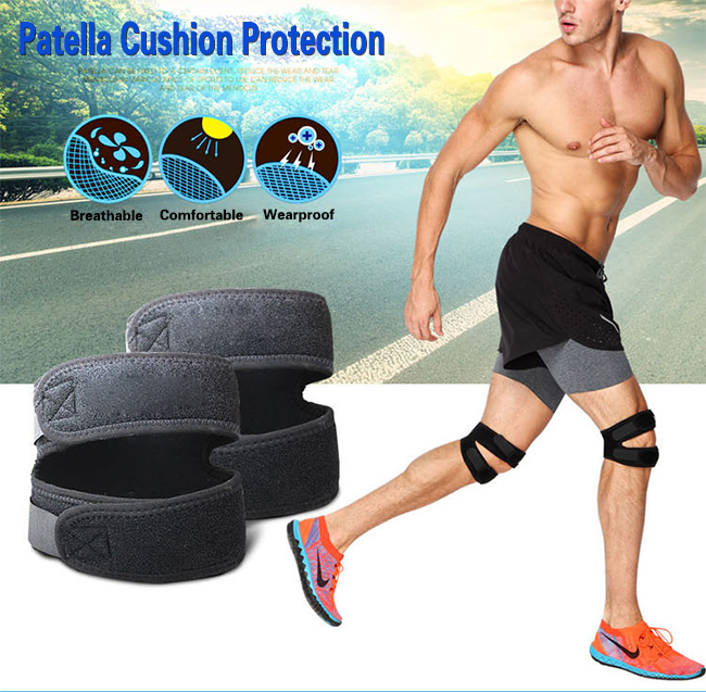 adjustable knee pad