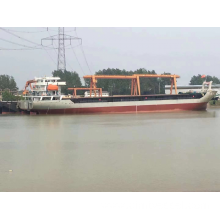 7500T SELF-PROPELLED DECK BARGE WITH RAMPDOOR