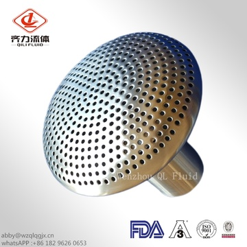 Sanitary Stainless Steel Tube Filter Food Grade