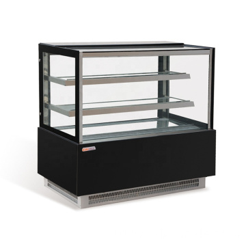 Single-temperature Style cake showcase chiller