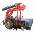 Hydraulic tractor multifunctional digging machine