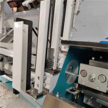 Full automatic thermix spacer bending machine